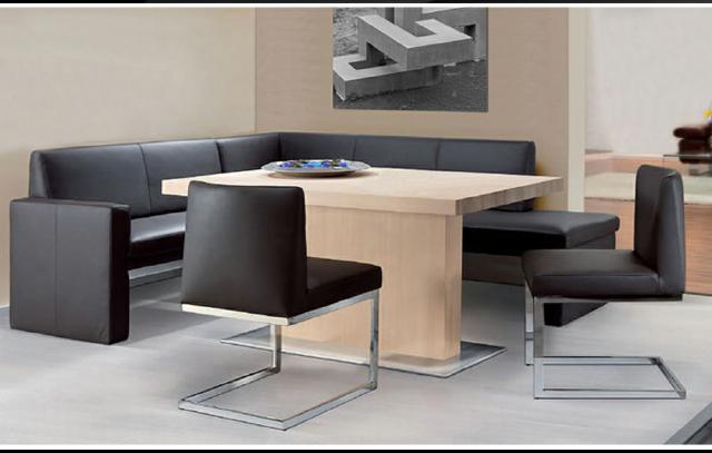 Leder Luxus Eckbank ~ Kreative Deko Ideen Und Innenarchitektur, Wohnzimmer  Design